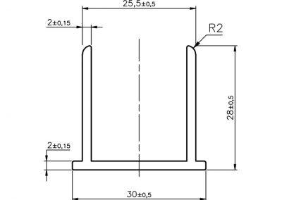 Profil 6602