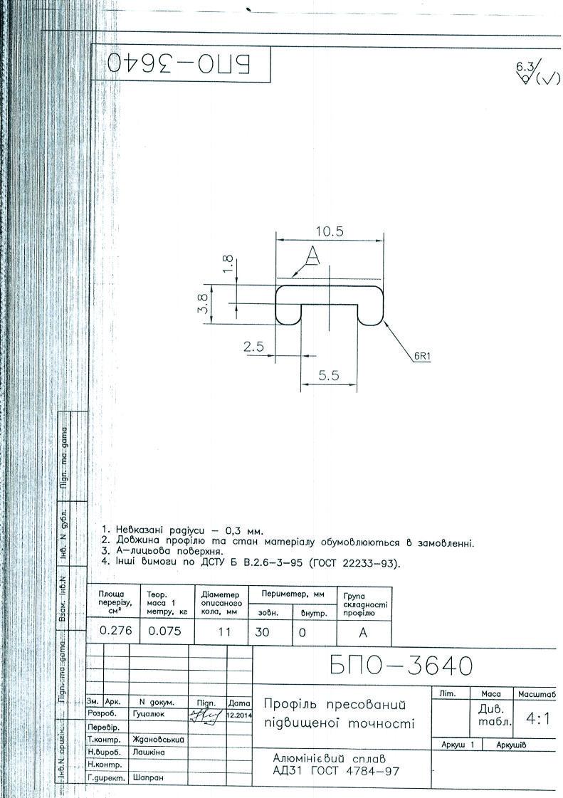 BPO-3640